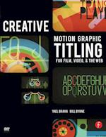 Creative Motion Graphic Titling