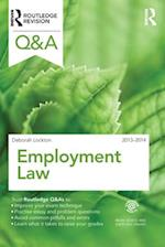 Q&A Employment Law 2013-2014 (Questions and Answers)