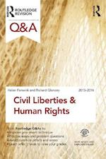 Q&A Civil Liberties & Human Rights 2013-2014 (Questions and Answers)