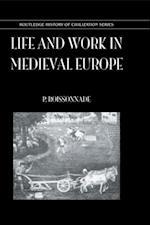 Life & Work In Medieval Europe af Boissonnade