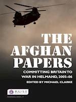 Afghan Papers af Michael Clarke