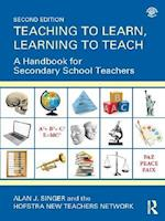 Teaching to Learn, Learning to Teach af Alan Singer
