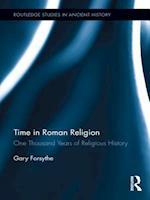 Time in Roman Religion af Gary Forsythe
