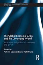 Global Economic Crisis and the Developing World
