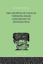 Growth Of Logical Thinking From Childhood To Adolescence