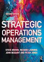 Strategic Operations Management af John Bessant