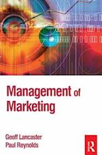 Management of Marketing af Paul Reynolds