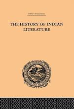 History of Indian Literature af Albrecht Weber