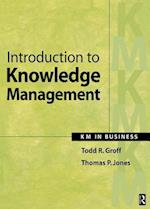 Introduction to Knowledge Management af Thomas Jones