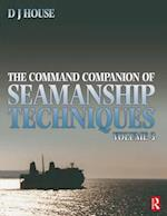 Command Companion of Seamanship Techniques