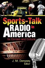 Sports-Talk Radio in America af Martin J Manning