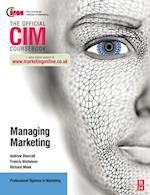 CIM Coursebook: Managing Marketing af Francis Nicholson