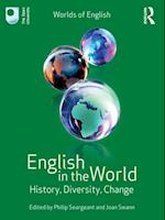 English in the World (Worlds of English)