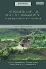 Integrated Natural Resource Management in the Highlands of Eastern Africa (Earthscan Studies in Natural Resource Management)