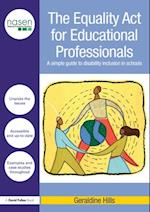 Equality Act for Educational Professionals (David Fulton / Nasen)