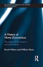 History of Homo Economicus