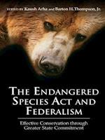 Endangered Species Act and Federalism