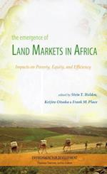 Emergence of Land Markets in Africa