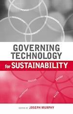 Governing Technology for Sustainability