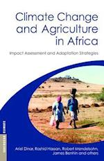 Climate Change and Agriculture in Africa af Ariel Dinar