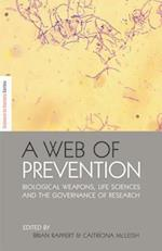 Web of Prevention (The Earthscan Science in Society Series)