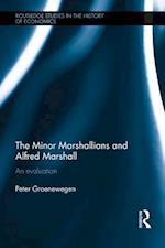 Minor Marshallians and Alfred Marshall af Peter Groenewegen