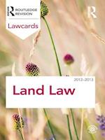 Land Law Lawcards 2012-2013 (Lawcards)