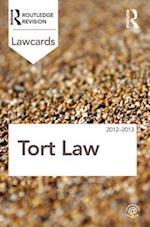 Tort Lawcards 2012-2013 (Lawcards)