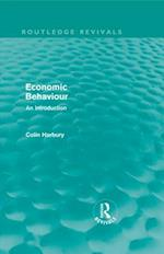Economic Behaviour (Routledge Revivals) (Routledge Revivals)