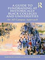 Guide to Fundraising at Historically Black Colleges and Universities
