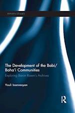 Development of the Babi/Baha'i Communities (Iranian Studies)