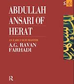 Abdullah Ansari of Herat (1006-1089 Ce) (Routledge Sufi Series)