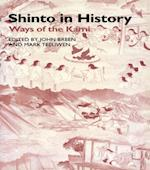 Shinto in History (Routledge Studies in Asian Religion)