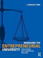 Managing the Entrepreneurial University
