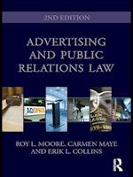 Advertising and Public Relations Law (Routledge Communication Series)