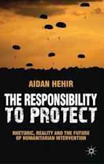 Responsibility to Protect af Aidan Hehir