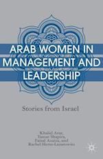 Arab Women in Management and Leadership af Khalid Arar, Faisal Azaiza, Tamar Shapira