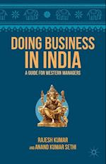 Doing Business in India af Rajesh Kumar