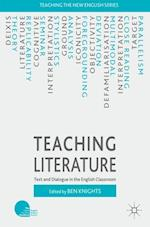 Teaching Literature (Teaching The New English)