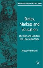 States, Markets and Education af Ansgar Weymann