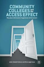Community Colleges and the Access Effect af J. Scherer, M. Anson