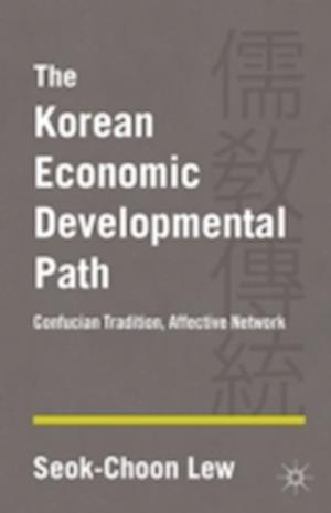 The Korean Economic Developmental Path