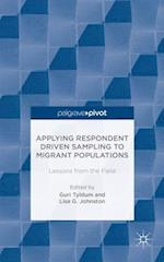Applying Respondent Driven Sampling to Migrant Populations af Guri Tyldum, Lisa Johnston, Leila Rodriguez