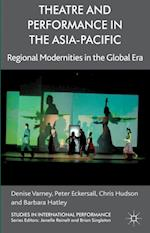 Theatre and Performance in the Asia-Pacific (Studies in International Performance)