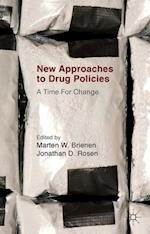 New Approaches to Drug Policies af Jonathan D. Rosen