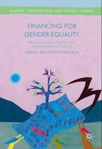 Financing for Gender Equality (Gender, Development and Social Change)