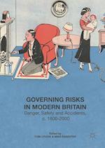 Governing Risks in Modern Britain af Tom Crook
