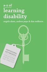 A-Z of Learning Disability af Angela Olsen