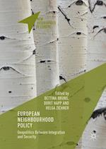 European Neighbourhood Policy af Bettina Bruns