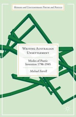 Writing Australian Unsettlement